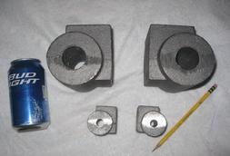 "1-1/2"" scale Pennsy A3 castings"
