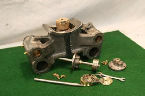"3/4"" scale Jack Bodenmann USRA switch engine HJ Coventry live steam castings"