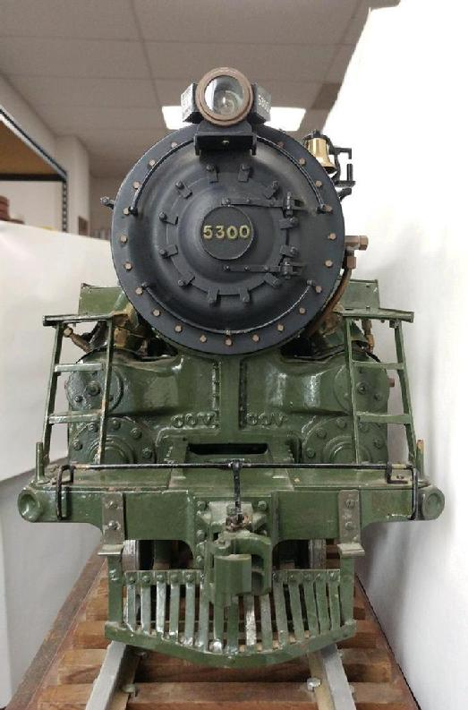 H.J. Coventry live steam castings 3/4 scale Pacific 4-6-2