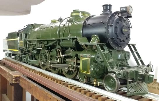 Friends Models Yankee Shop Live Steam Castings